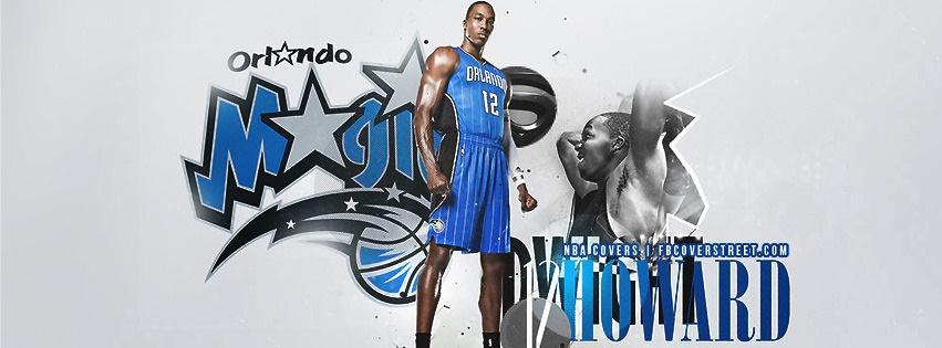 Dwight Howard 8 Facebook Cover