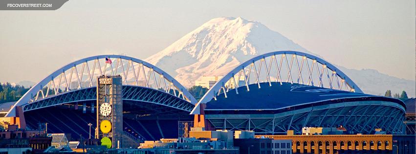 CenturyLink Field Seattle Seahawks 2 Facebook cover