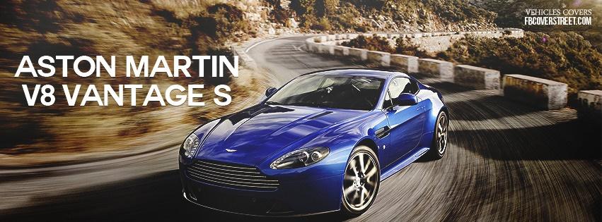 2012 Aston Martin V8 Vantage S 1 Facebook cover