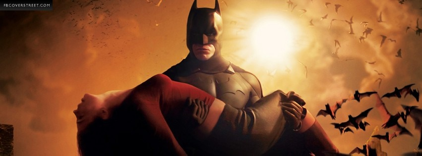 Batman Begins Facebook Cover