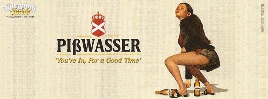 GTA V Piswasser Beer Facebook Cover