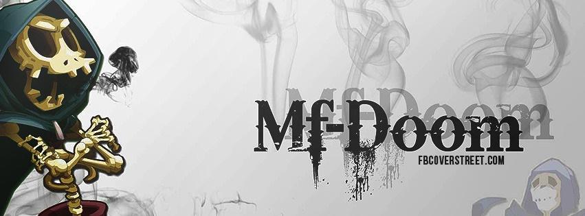 MF Doom 3 Facebook Cover