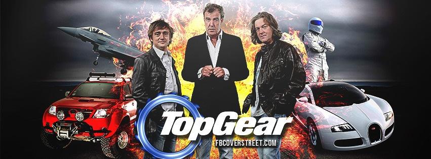 Top Gear Facebook Cover