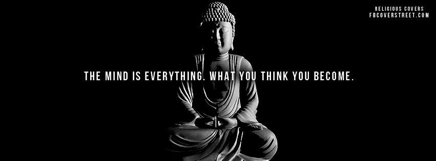 The Mind Is Everything Facebook cover