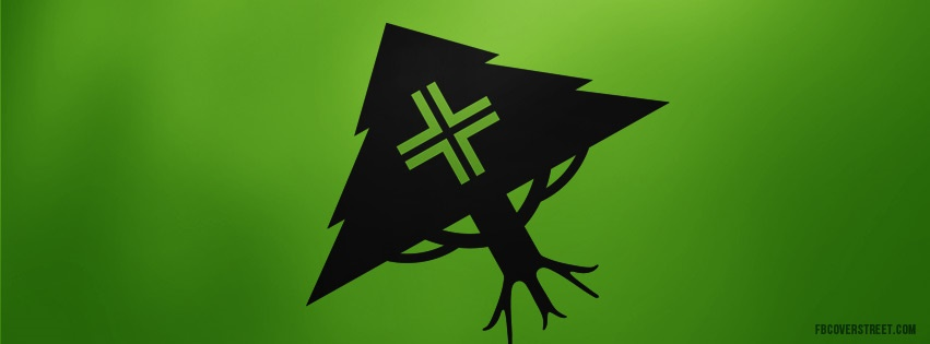 LRG Tree Logo Green Facebook Cover