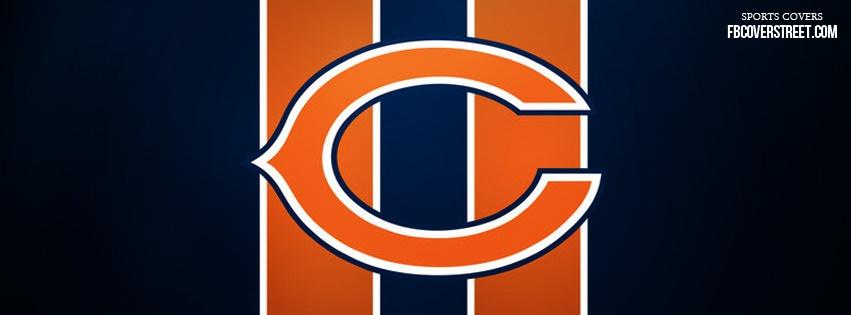 Chicago Bears Logo 1 Facebook Cover Fbcoverstreet