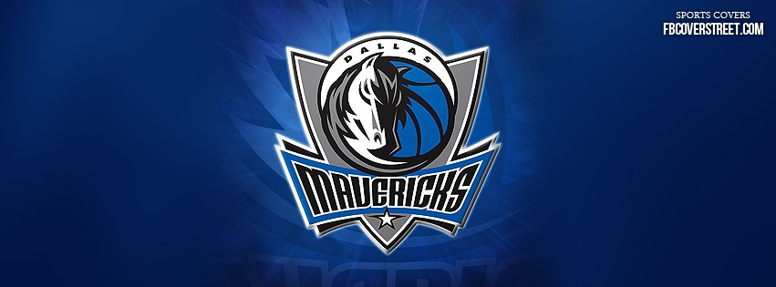Dallas Mavericks Logo 2 Facebook cover