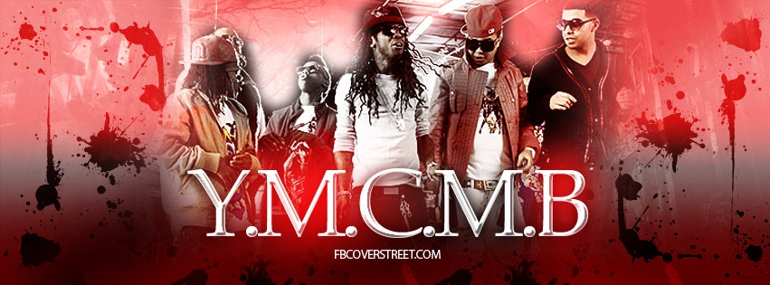 YMCMB Facebook cover