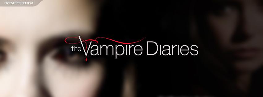 The Vampire Diaries Season 4 Facebook Cover