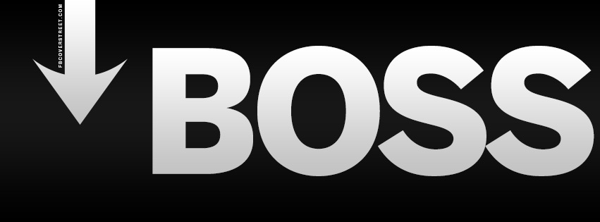 Boss Arrow  Facebook cover