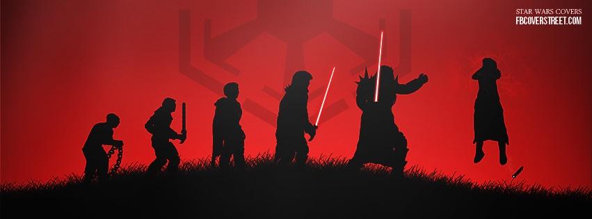 Sith Warrior Evolution Facebook Cover