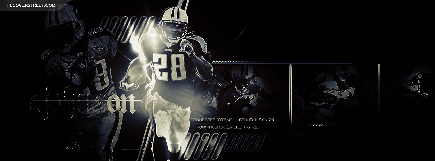 Chris Johnson Tennessee Titans Facebook Cover
