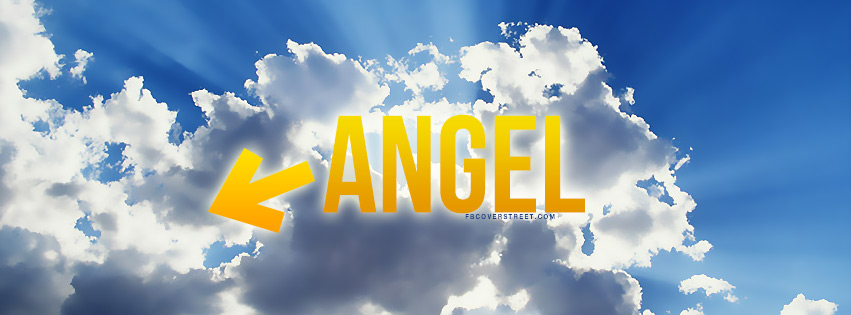 Angel Arrow  Facebook Cover