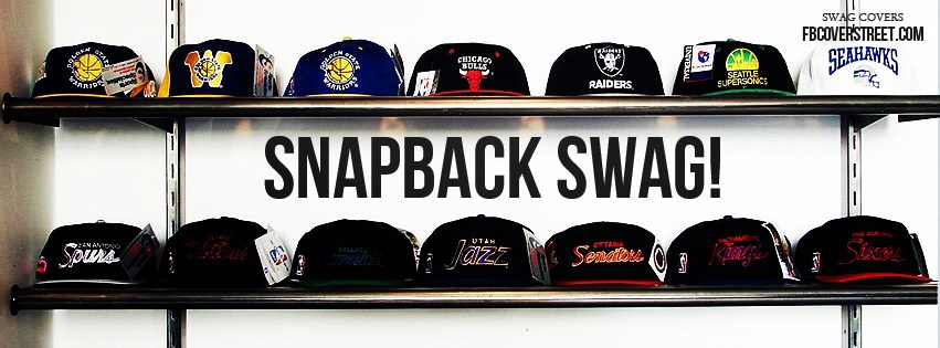 Snapback Swag Facebook Cover