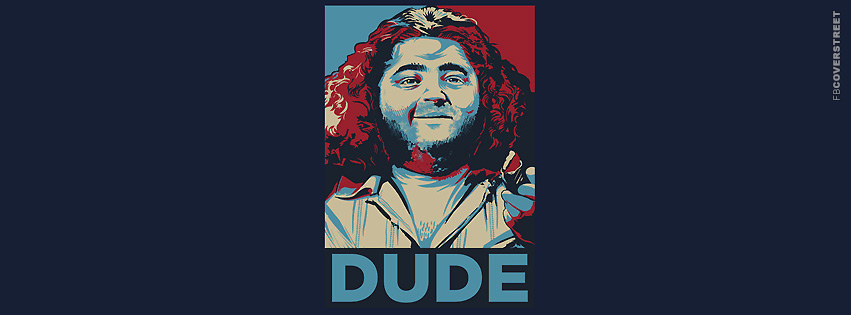 Dude Hurley Lost Facebook cover