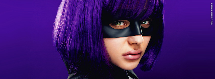 Kickass 2 Hit Girl Facebook Cover