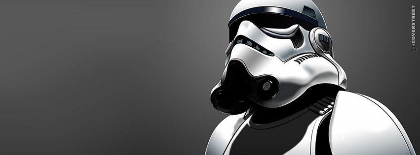 Stormtrooper Facebook cover