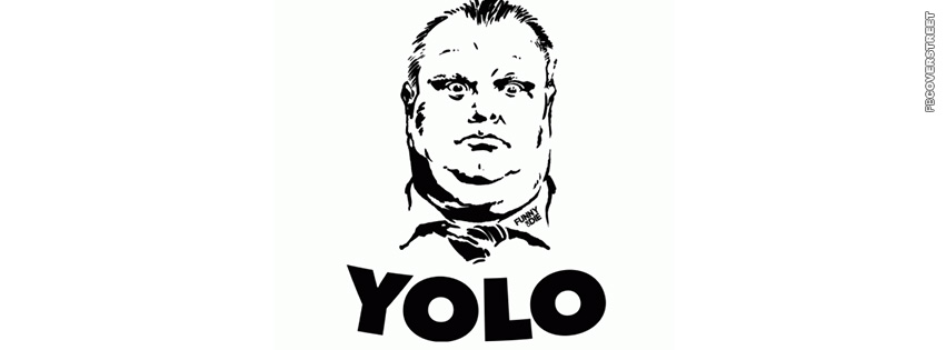 Yolo Mayor Rob Ford  Facebook cover