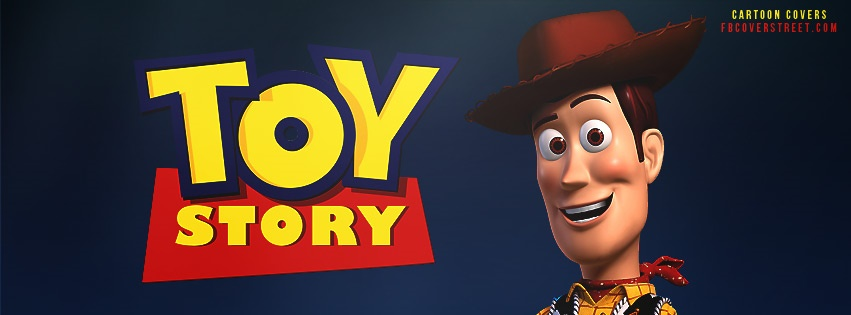 Toy Story Woody Facebook cover