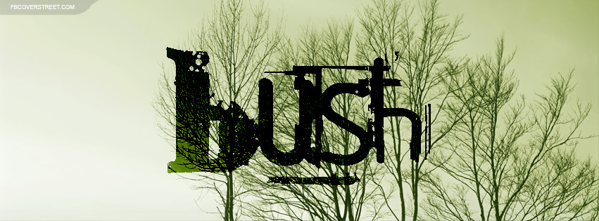 Bush Band Logo Facebook Cover