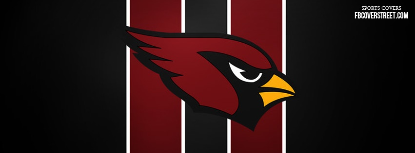 Arizona Cardinals Logo 2 Facebook cover