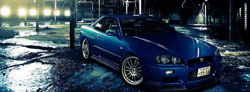 Nissan 3  Facebook Cover