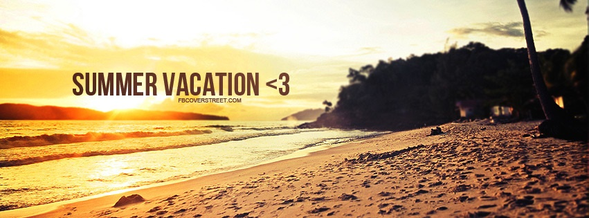 Vacation facebook covers
