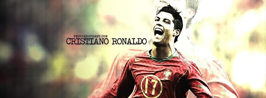 Cristiano Ronaldo 7 Facebook Cover