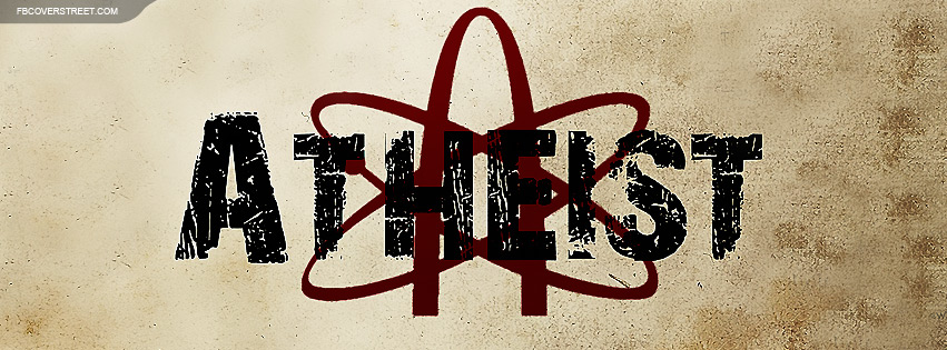 Atheist Logo Facebook Cover