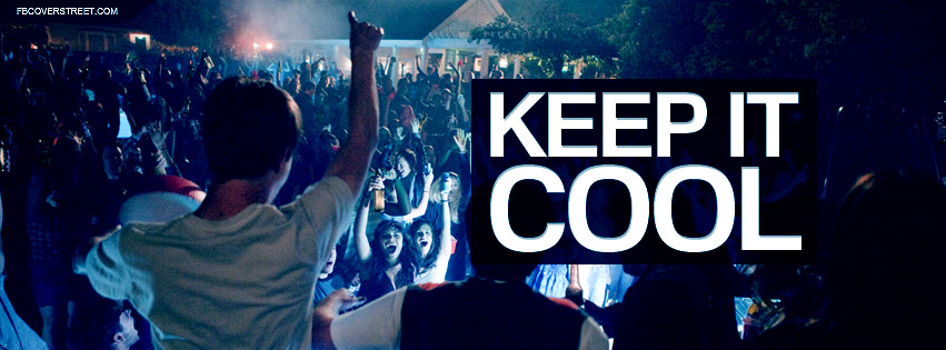 Keep It Cool TW Facebook Cover