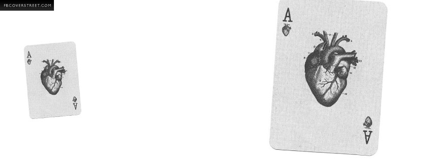 Ace of Hearts  Facebook Cover