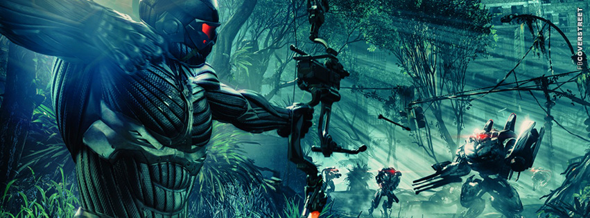 Crysis 3 Gaming Facebook cover