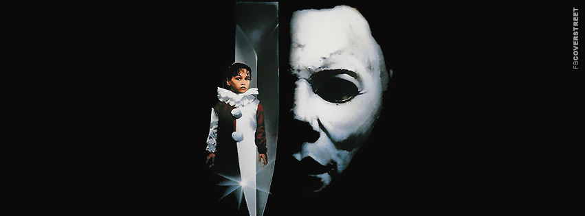 Halloween Michael Myers Movie Poster Facebook Cover