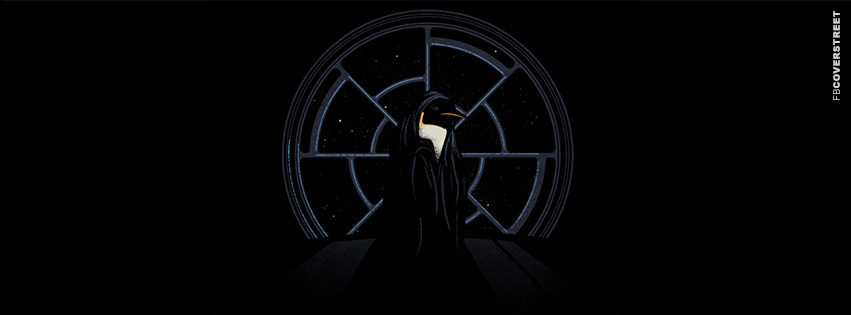 Star Wars Emperor Penguin  Facebook Cover