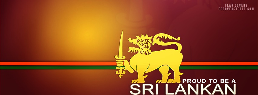 Sri Lanka 2 Facebook Cover