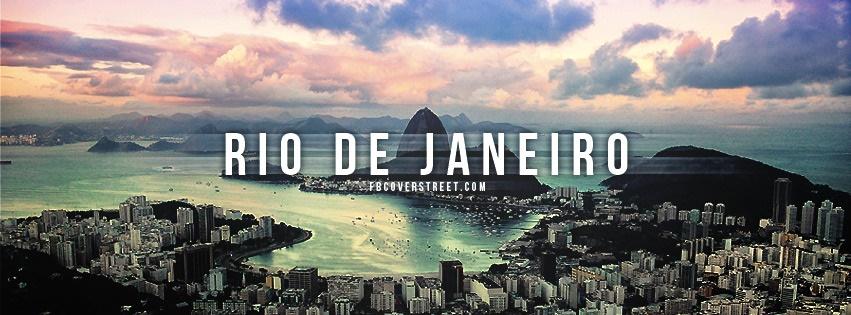Rio de Janeiro Facebook Cover