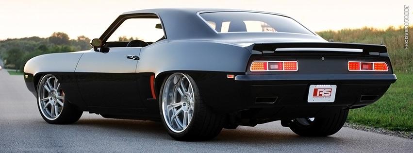 Chevrolet Camaro Classic  Facebook cover
